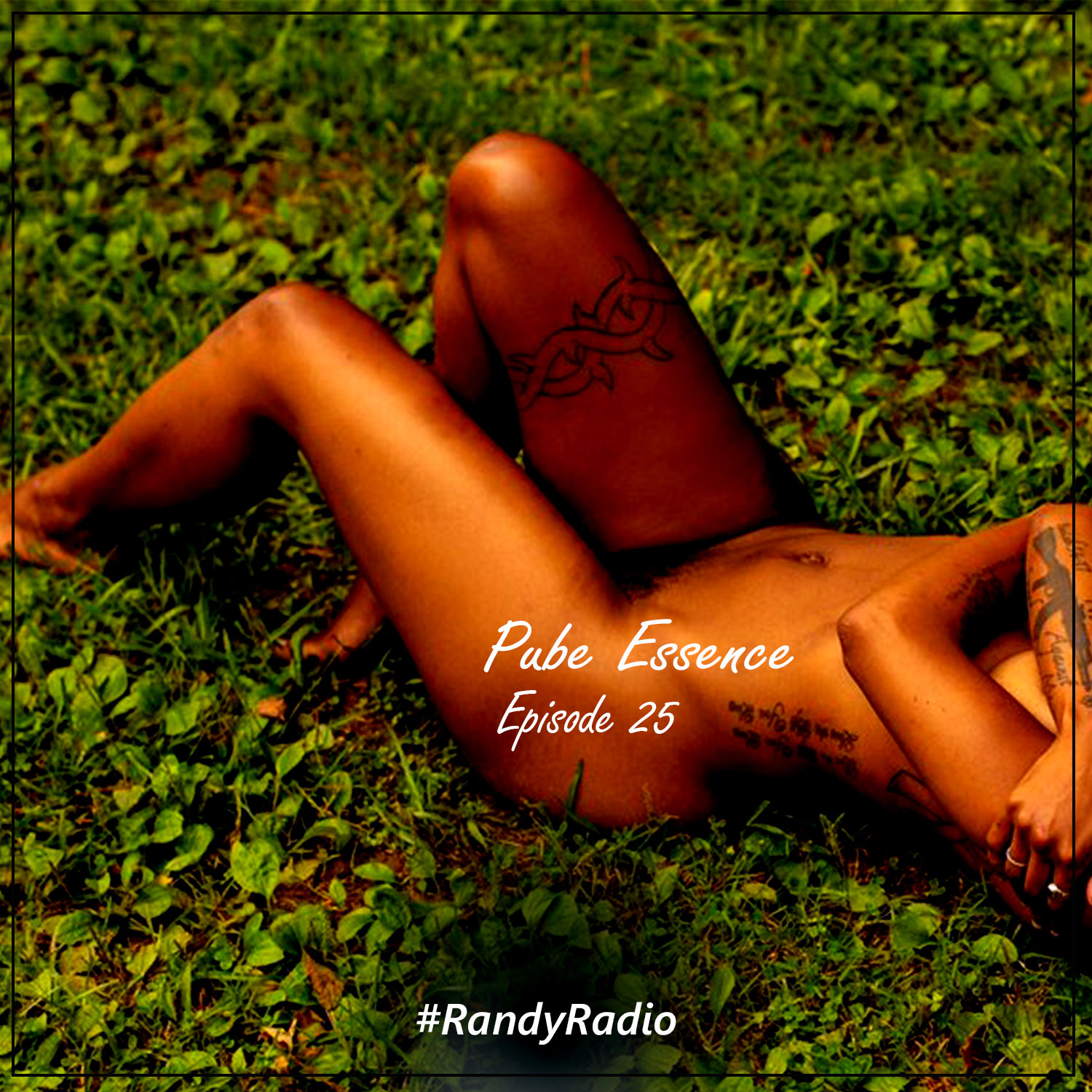 Randy Radio – Pube Essence with Leona